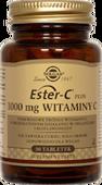SOLGAR Ester C Plus 1000mg Witaminy C x 30 tabletek