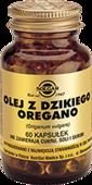 SOLGAR Olej z dzikiego oregano x 60 kapsułek