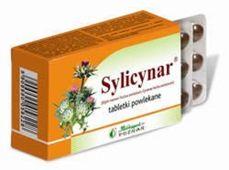SYLICYNAR x 30 tabletek