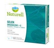 Selen organiczny + E x 60 tabletek do ssania