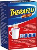 THERAFLU Max Grip x 10 saszetek