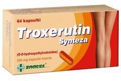 TROXERUTIN x 64 kapsułki