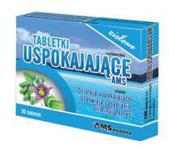 Tabletki  Uspokajające AMS x 30 tabletek