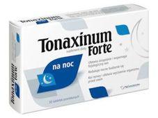 Tonaxinum Forte na noc x 60 tabletek