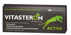Vitasteron Active x 60 tabletek