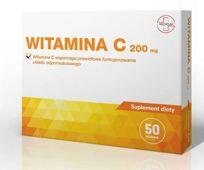 Witamina C 200mg x 50 tabletek