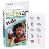 Xarasan Kids plastry na ukąszenia x 30 sztuk