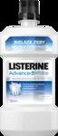 LISTERINE Advanced White płyn do płukania jamy ustnej 500ml