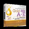 OLIMP Gold-Vit A+E z wiesiołkiem i biotyną x 30 kapsułek