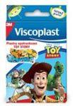 PLASTER VISCOPLAST Toy Story z tatuażem x 10szt.