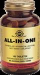 SOLGAR All-In-One x 100 tabletek