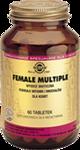 SOLGAR Female Multiple x 60 tabletek