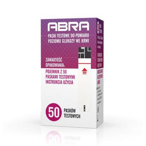 ABRA Paski testowe x 50 sztuk