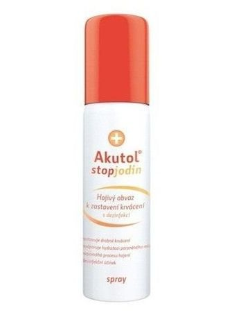 AKUTOL Stop Jodin spray 50ml