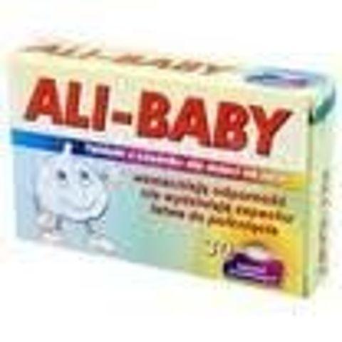 ALI-BABY tabletki z czosnku x 30 tabletek