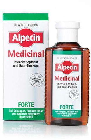ALPECIN Medicinal Tonik do włosów FORTE 200ml