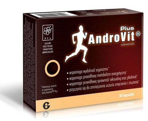 ANDROVIT x 30 kapsułek