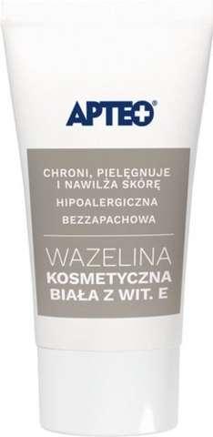 APTEO Care Wazelina kosmetyczna biała z Wit. E 20g