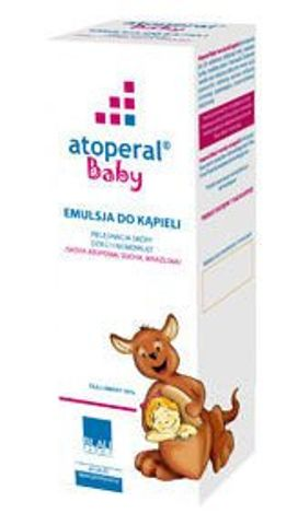 ATOPERAL BABY Emulsja do kąpieli 200ml