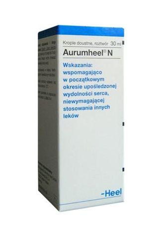 AURUMHEEL N krople 30ml