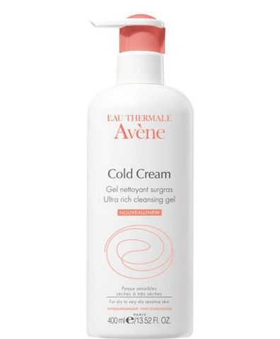AVENE Cold Cream żel do mycia 400ml