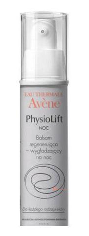 AVENE PhysioLift Balsam wygładzająco-regenerujący na noc 30ml