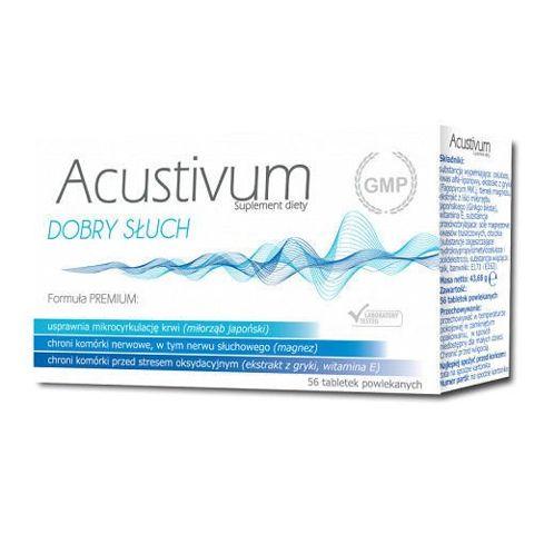 Acustivum x 56 tabletek