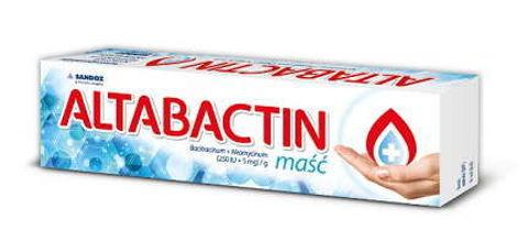 Altabactin maść 20g