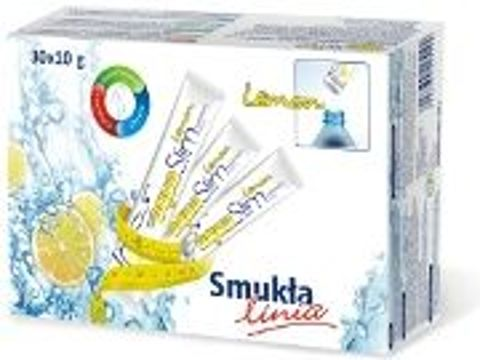 Aqua Slim Lemon x 30 saszetek