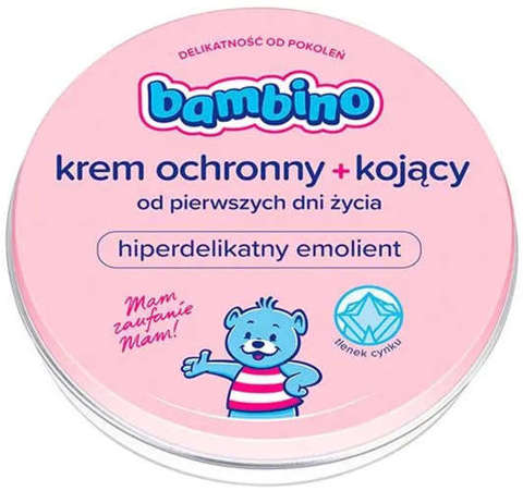 BAMBINO Krem ochronny 150ml