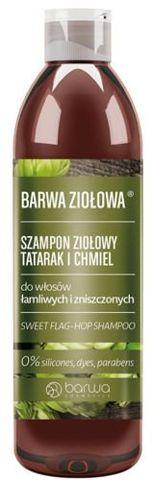 BARWA Szampon tataroko-chmielowy 250g