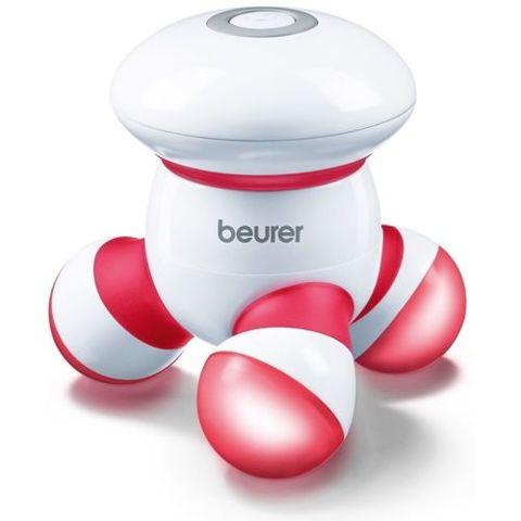 BEURER Masażer wibracyjny czerwony MG 16