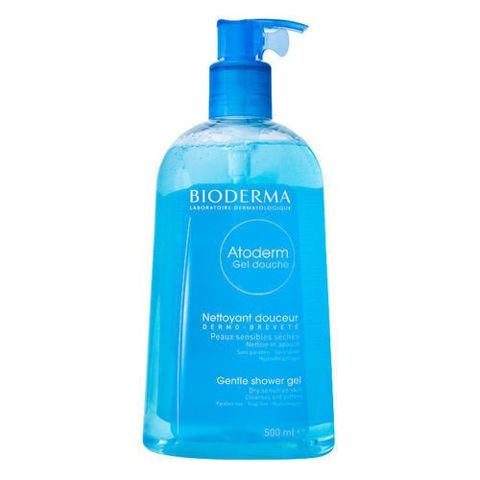 BIODERMA Atoderm Gel Douceur  Żel pod prysznic i do kąpieli 500ml