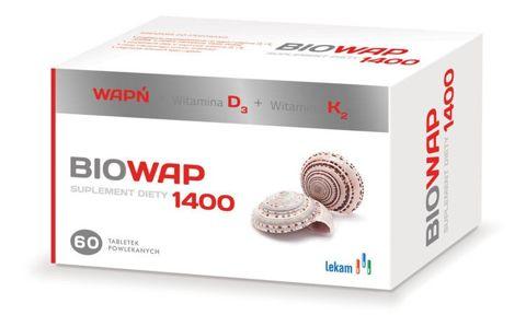 BIOWAP 1400 x 60 tabletek