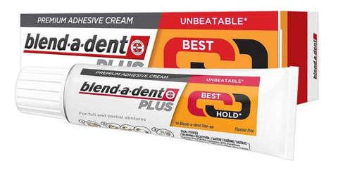 BLEND-A-DENT Plus Dual Power klej do protez 40g
