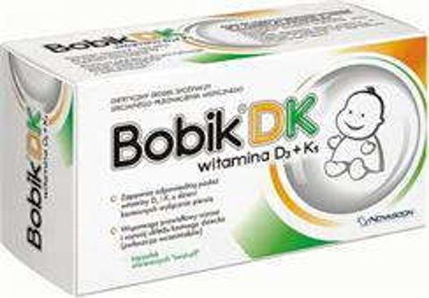 BOBIK DK x 40 kapsułek twist-off