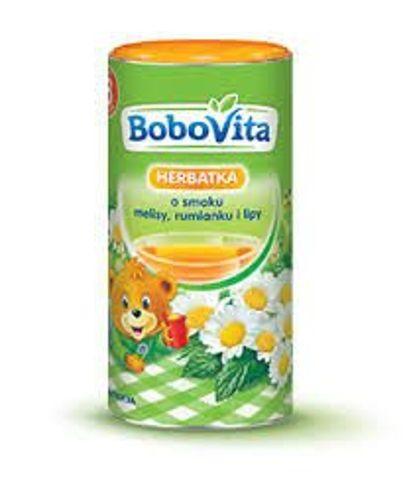 BOBOVITA Herbatka z melisy rumianku i lipy po 4. miesiącu 200g