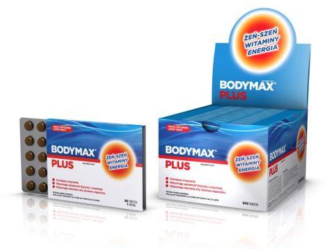 BODYMAX Plus x 600 tabletek
