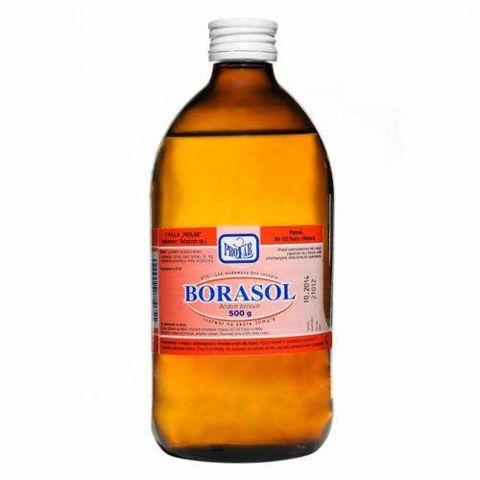 BORASOL - Kwas borny 3% 500g