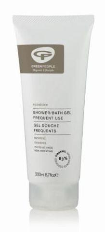 Bezzapachowy żel pod prysznic 200ml