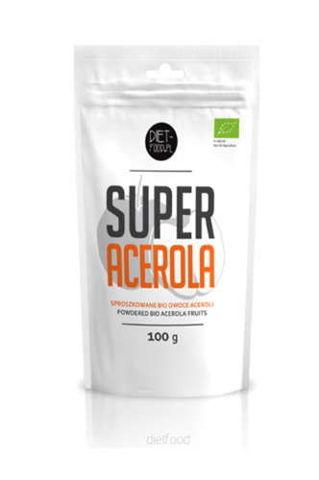 Bio Acerola proszek 100g