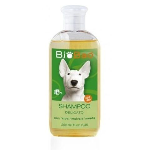 BjoBao Delikatny szampon dla szczeniąt i dorosłych psów