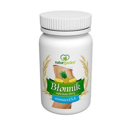 Błonnik Ananas + CLA x 100 tabletek
