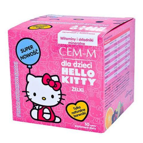 CEM-M Hello Kitty x 50 żelków