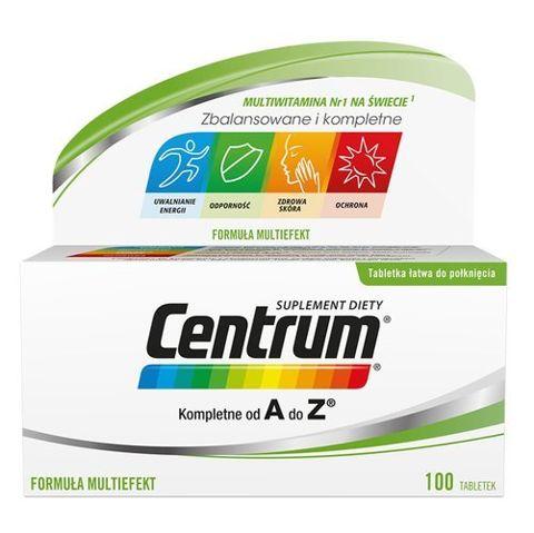 CENTRUM A-Z x 100 tabl.