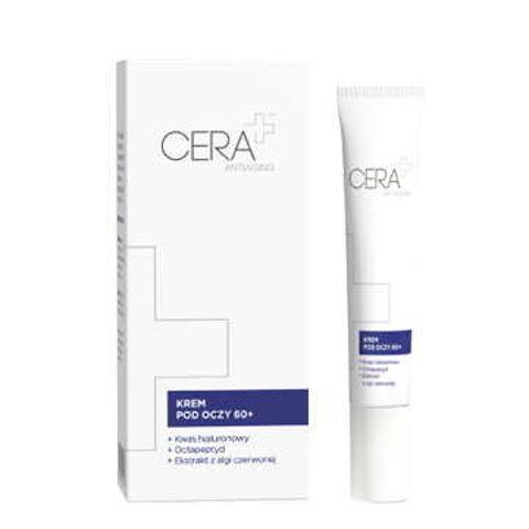 CERA+ Antiaging krem pod oczy 60+ 15ml