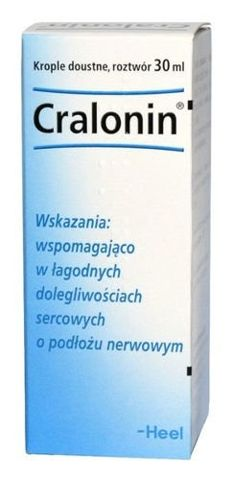 CRALONIN krople 30ml