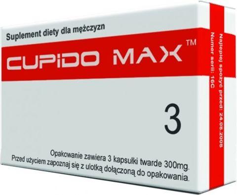 CUPIDO MAX 0,3 x 3 kapsułki