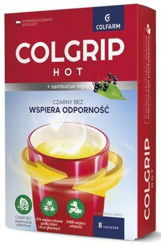 Colgrip x 8 saszetek