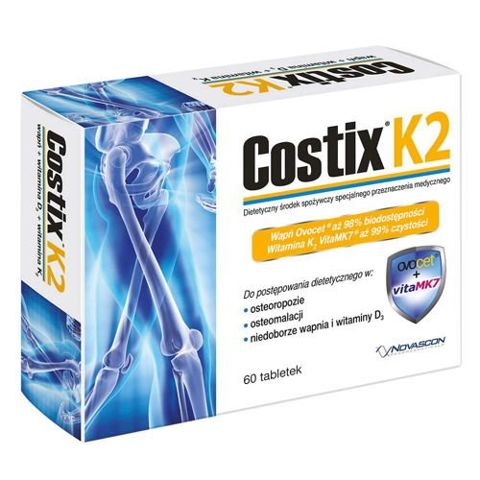 Costix K2 x 60 tabletek